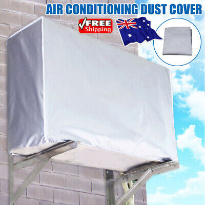 AU13.01 • Buy Outdoor Air Conditioner Cover Protector Anti-Dust Anti-Snow Sunproof Waterproof