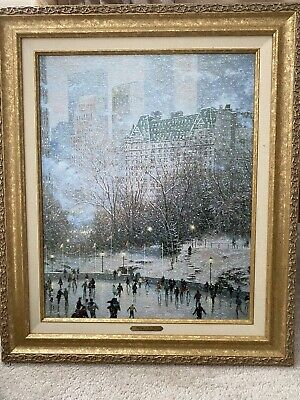 £115 • Buy Thomas Kinkade Limited Addition Number 11 Signed Certificate