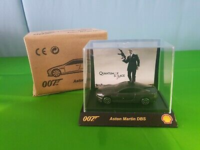 £6.99 • Buy Shell JAMES BOND 007 Collection Aston Martin DBS - Quantum Of Solace