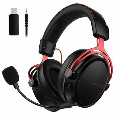 AU70.99 • Buy Mpow Wireless Gaming Headset  3.5mm Headphones Mic For PS4 PS4 Pro Xbox One PC