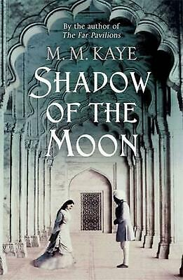 £12.49 • Buy Shadow Of The Moon By M M Kaye (English) Paperback Book Free Shipping!