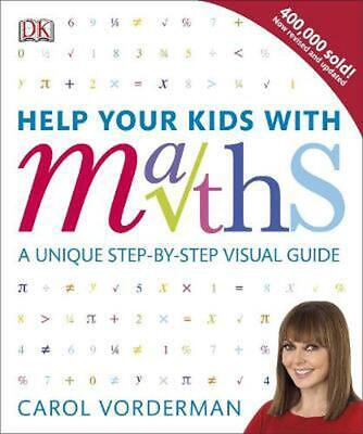 £13.19 • Buy Help Your Kids With Maths By Carol Vorderman Hardcover Book Free Shipping!