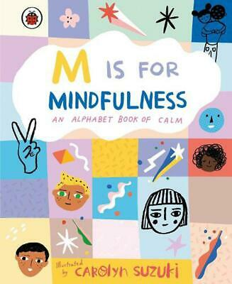 £6.99 • Buy M Is For Mindfulness: An Alphabet Book Of Calm By Ladybird (English) Hardcover B