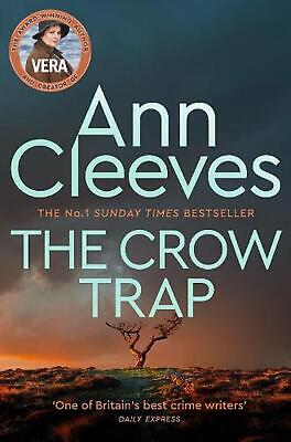 £9.37 • Buy Crow Trap By Ann Cleeves (English) Paperback Book Free Shipping!
