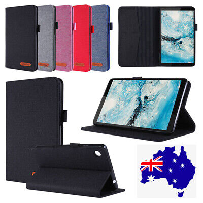 AU13.39 • Buy For Lenovo Tab M7 Tablet 3rd Gen TB-7306F Folio PU Leather Stand Kids Case Cover
