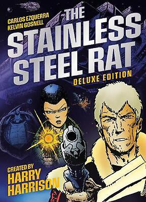 £16.99 • Buy Stainless Steel Rat By Harry Harrison Paperback Book Free Shipping!