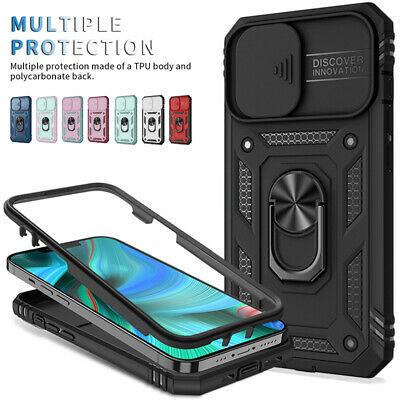 AU14.99 • Buy For IPhone 13 12 11 Pro Max 8 7 XR XS Case Shockproof Rugged Ring 360 Full Cover