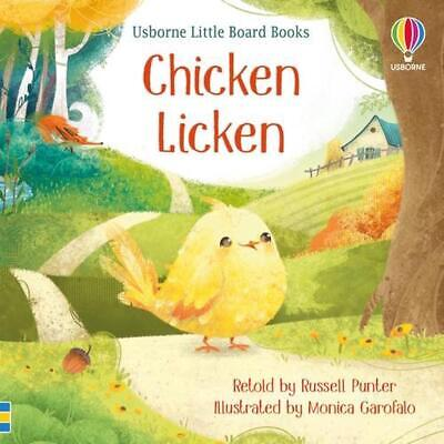 £6.99 • Buy Chicken Licken By Russell Punter (English) Free Shipping!