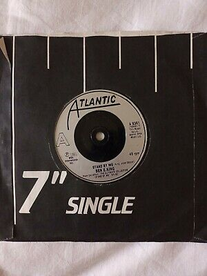 £1.25 • Buy Ben E.King - Stand By Me / Yakety Yak (The Coasters) 7  1961 VGC Atlantic...
