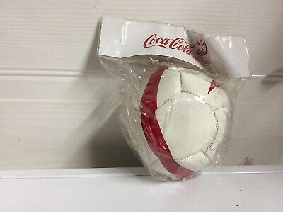 £9.99 • Buy Euro 2008 Coca Cola Size 1 Football New In Bag White Red