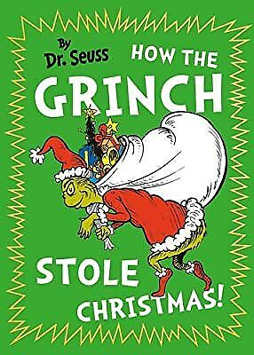 £4.40 • Buy How The Grinch Stole Christmas! (Dr. Seuss), Seuss, Dr., Used; Good Book