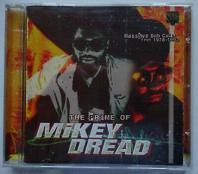 £4.99 • Buy MIKEY DREAD The Prime Of - Massive Dub Cuts From 1978-1992 - CD (1998)