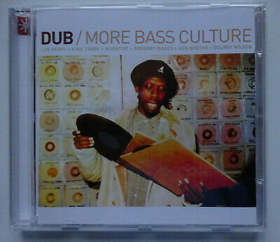 £2.99 • Buy DUB - MORE BASS CULTURE - 20-Track CD (2002) King Tubby/Lee Perry/Scientist