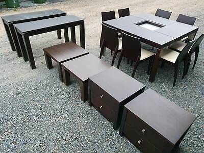 AU250 • Buy Free Delivery Dining Table With Chairs And Matching Furniture