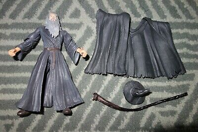 £0.99 • Buy 2000's TOYBIZ LORD OF THE RINGS LOTR FIGURE - GANDALF + ACCESSORIES