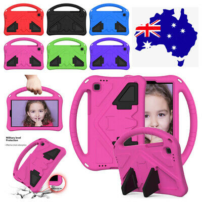 AU15.39 • Buy Kids Handle EVA Stand Case Cover For Samsung Galaxy A7 Lite 8.7  Tablet SM-T220