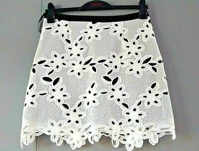 £9.99 • Buy Gorgeous ** River Island **  Lined Mini Skirt Size 8