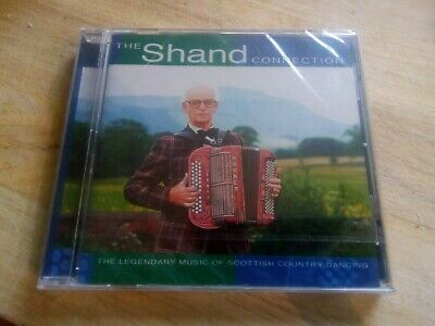 £2 • Buy Jimmy Shand The Shand Connection New CD Scottish Folk 2002