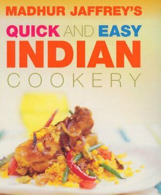 £3.94 • Buy Quick And Easy Indian Cookery, Jaffrey, Madhur, Used; Good Book