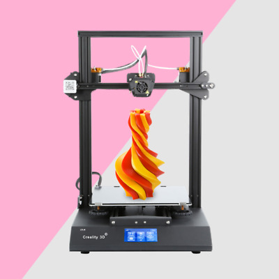 £169 • Buy Used Creality 3D CR-X 3D Printer Dual-Extruder Dual-Color Touch Screen