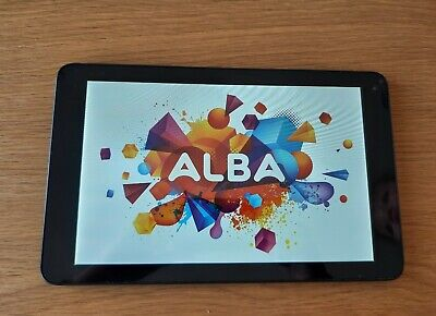 £9.99 • Buy ALBA 10 Inch Tablet Android 7.0 Version