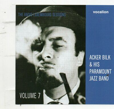 £0.99 • Buy Radio Luxembourg Sessions - Vol 7 - New CD - Acker Bilk - Dutton Vocalion 2013