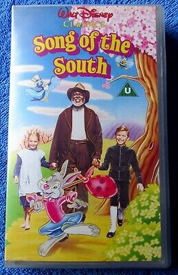 £39.09 • Buy Song Of The South, Disney, Pal, Vhs. Never To Be Re-released! Banned! Holograms!