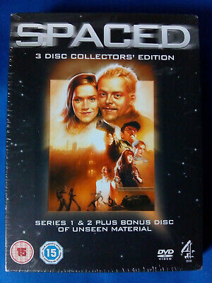 £8.97 • Buy SPACED: SERIES 1 & 2 Collectors Edition DVD * NEW * SEALED * FREE 1st CLASS P&P