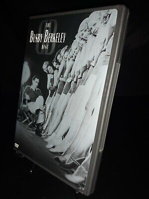 £8.72 • Buy The Busby Berkeley Disc (DVD, 2006, 163 Minutes)  21 Musical Numbers 1930's