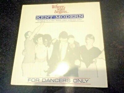 £12.99 • Buy Kent / Modern Records - For Dancers Only 1982 Lp Northern Soul