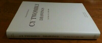 £189.53 • Buy Cy Twombly Drawings Catalogue Raisonne Volume 2 1956-1960 Art Book