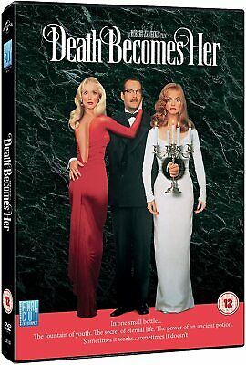 £5 • Buy Death Becomes Her   (DVD)  New & Sealed