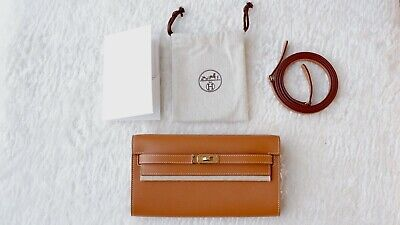AU9980 • Buy Brand NEW - HERMES Kelly To Go (Gold)