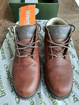£45 • Buy Brasher Country Traveller Mens Mid Boots Size 10 Uk