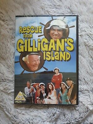 £0.01 • Buy Rescue From Gilligans Island Dvd (Thin Dvd)