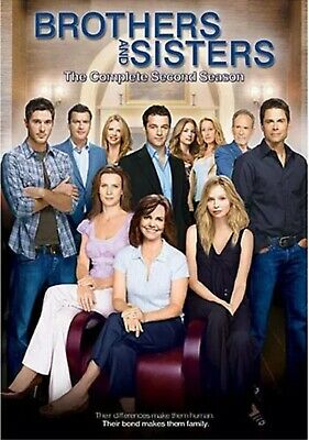 £5 • Buy Brothers & Sisters: Second Season (DVD) (2008) Dave Annable BRAND NEW AND SEALED