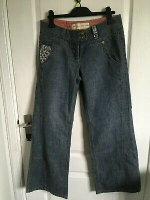 £10 • Buy *Lovely* BNWT Next Petite 12 Jeans - Sequin Detailing