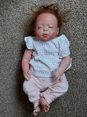 £25 • Buy Baby Reborn Doll With Realistic Hair