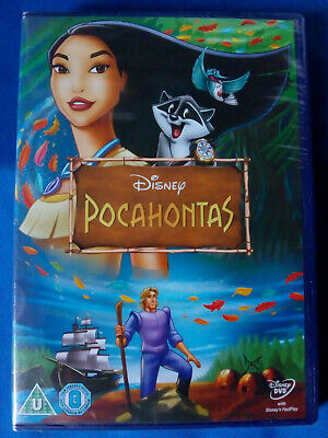 £8.97 • Buy POCAHONTAS (1995) DVD * DISNEY CLASSIC 33 GOLD OVAL * NEW SEALED * 1st CLASS P&P