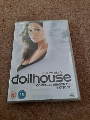 £5 • Buy Dollhouse DVD Complete Season One New Sealed Unopened