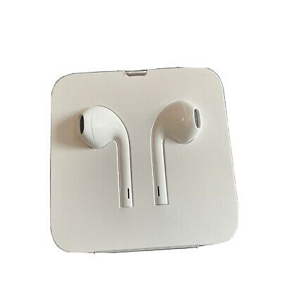 £6.60 • Buy Orignal Apple EarPods In Ear Wired Headphones With Lightning Connector White