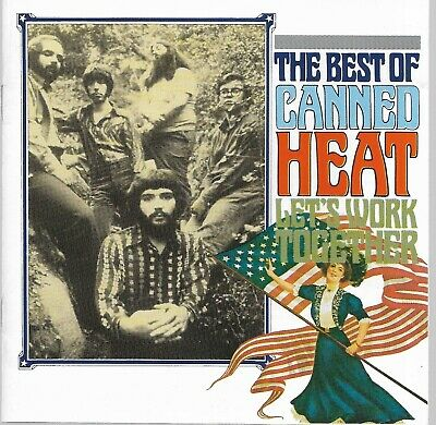£2 • Buy The Best Of Canned Heat - Let's Work Together
