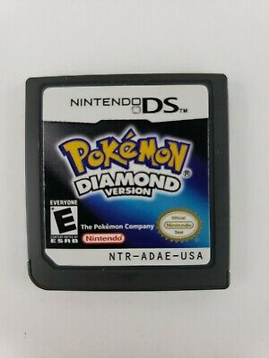 $54 • Buy Pokemon: Diamond Version (Nintendo DS 2007) Game Cartridge Only Authentic Tested