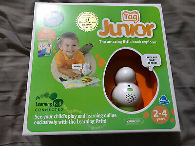 £37.99 • Buy Brand New In Box LeapFrog LeapReader Learn To Read Tag Junior Age 2-4 Books
