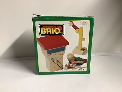 £14.99 • Buy Brio 33564 Signal House With Semaphore New In Box 1995