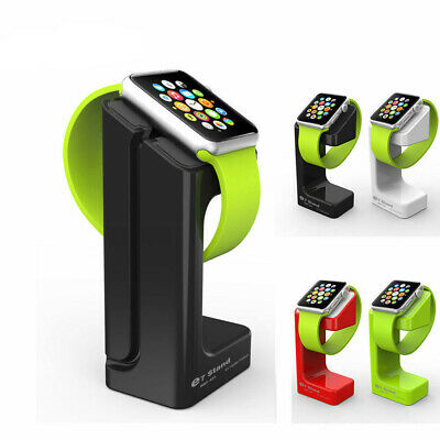 AU11.86 • Buy For Apple Watch Charger Stand Holder Charging Dock Station IWatch 38 / 42mm