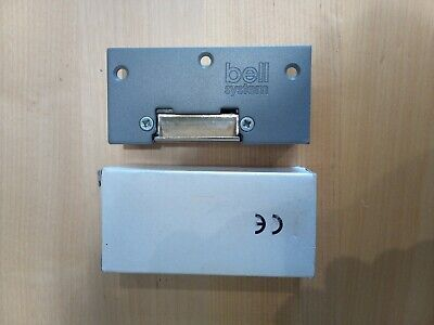 £12.75 • Buy Bell System Model 203 Lock Release Electric Strike For Door Access Control AC/DC