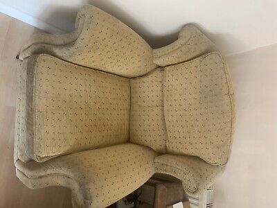 £11 • Buy Armchairs Used, Second Hand, Worn But Comfortable