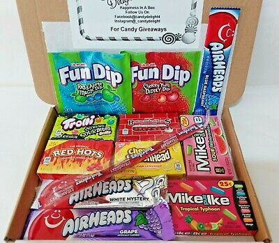£5.99 • Buy American Sweets, Candy Box, Imported USA, Sweet Personalised Gift