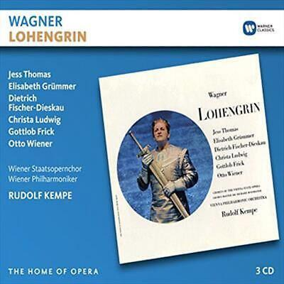 £18.99 • Buy Wagner:lohengrin - Rudolf Kempe Compact Disc Free Shipping!